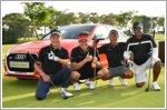 Winners of Audi quattro Cup 2018 Singapore head to final in Austria