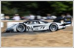 Volkswagen I.D. R Pikes Peak thrills fans with record run at Goodwood