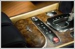 Bentley creates new open-pore luxury wood veneer