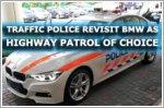 Traffic Police revisit BMW as highway patrol choice