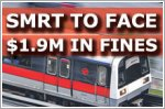 SMRT to face $1.9m in fines for deaths of two trainees and flooding incident