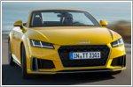 The new Audi TT gets an update
