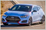 Hyundai introduces the new Veloster N