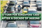 U-turn for Singapore car fleet after a decade of ageing