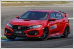 Honda Civic Type R sets new lap record at Estoril