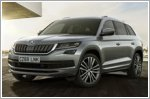 Skoda launches Kodiaq Laurin & Klement
