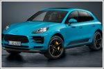Porsche presents the new Macan in Shanghai
