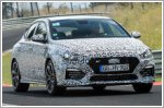 Hyundai prepares to launch i30 Fastback N
