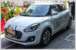 Champion Motors launches the all new Suzuki Swift in Singapore