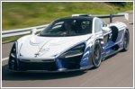 McLaren Senna 001 takes the ultimate road trip