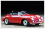 Only RHD Porsche 356A Carrera Speedster in the U.K. makes Salon Prive debut