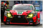 Lexus RC F GT3s ready to race at Road America