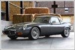 E-Type U.K. unveils new restomod Jaguar 6.1 V12 E-Type
