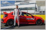 Honda Civic Type R secures final lap record
