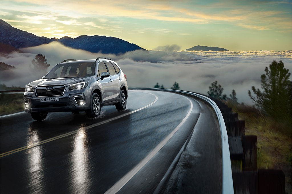 Motor Image Launches 2019 Subaru Forester In Taiwan