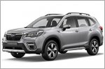Motor Image launches new Subaru Forester in Taiwan