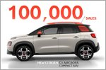 New Citroen C3 Aircross compact SUV hits 100,000 in sales