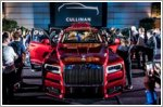 Rolls-Royce Cullinan makes South East Asian debut in Singapore