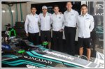 One All Sports partners with Jaguar Racing