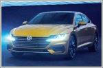 Volkswagen Arteon re-imagined in photographs