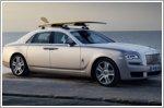 Rolls-Royce arrives in Europe's summer hotspots