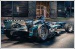 GKN Driveline and Panasonic Jaguar Racing break electric car record