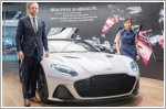 The new Aston Martin DBS Superleggera makes Singapore debut