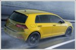 Volkwagen U.S.A offers 40 custom colours for the Golf R