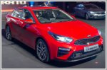 Kia organises the largest car collection for the new Cerato