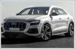 Audi Q8 market introduction now complete