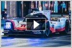Porsche 919 Hybrid takes on streets of Bangkok