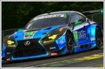 #14 Lexus RC F GT3 Victorious at VIR