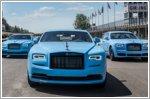 Rolls-Royce Cullinan makes American debut