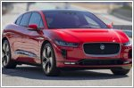Jaguar I-PACE sets production EV record at Laguna Seca