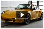 Porsche Classic builds a classic 911 using genuine parts