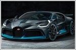 Bugatti unveils the Divo in California