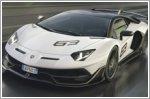 Lamborghini Aventador SVJ unveiled in California