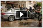 BMW 5 Series stars in 'Tom Clancy's Jack Ryan'