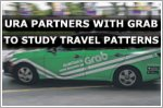 URA partners Grab to study commuter travel patterns