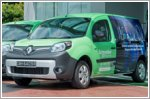 Renault delivers first batch of new Kangoo Z.E