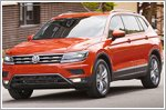 Volkswagen Tiguan tops segment in J.D. Power study