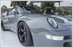 Pirelli P Zero Corsa chosen for 'Gunther Werks transformed 993 Sport Touring'