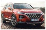 The regional launch of the all new Hyundai Santa Fe