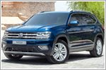 Volkswagen launches new seven-seater Teramont in the Middle East