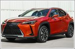 Lexus launches its all new UX compact SUV