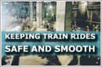 Keeping train rides safe and smooth
