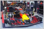 A quick tour of the Red Bull Racing garage at the Singapore GP