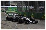 Lewis Hamilton sets blistering lap to take Singapore GP pole