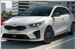 Kia unveils all new high-performance Ceed GT