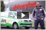 Volkswagen Transporter sets new Nurburgring record